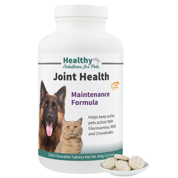 hip & joint daily supplement for dogs and cats