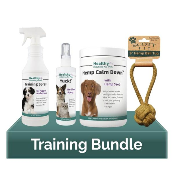 Training Bundle Pack for Dogs